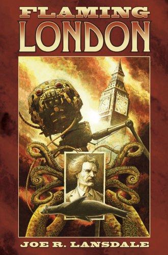 Flaming London: Lansdale, Joe R.