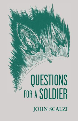 9781596060487: Questions for a Soldier