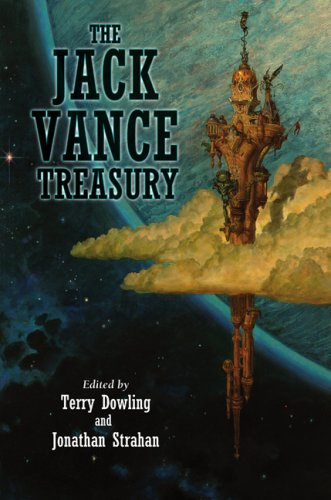 The Jack Vance Treasury: Dowling, Terry