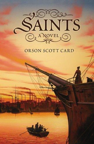 9781596060869: Saints: A Novel