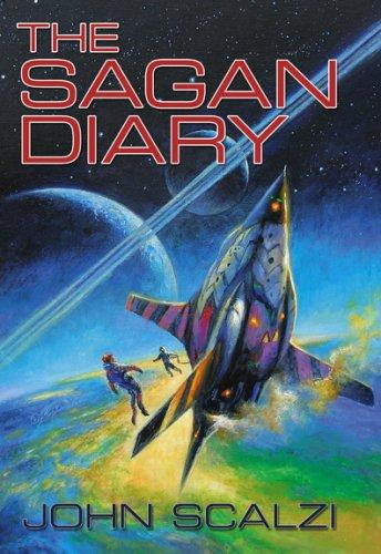 THE SAGAN DIARY: Scalzi, John.