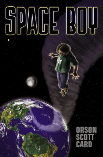 Space Boy: Orson Scott Card; Lance Card [Illustrator]