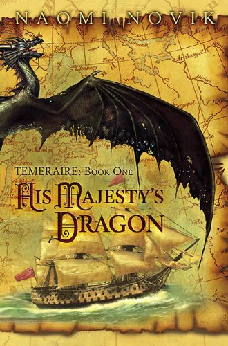 9781596061460: His Majesty's Dragon (Temeraire, Book 1, Signed Limited edition)