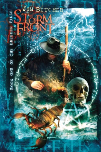9781596062016: Storm Front (The Dresden Files)
