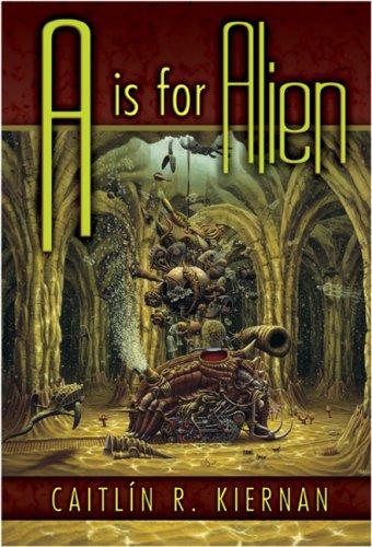 A is for Alien: Caitlin Kiernan