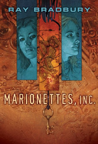 [signed] Marionettes, Inc. - New SIGNED 1st Edition/1st Printing