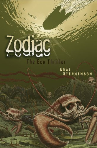 Zodiac: The Eco Thriller (Signed): Stephenson, Neal