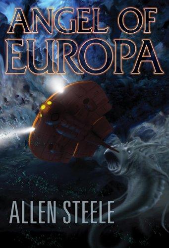Angel of Europa (Signed): Steele, Allen