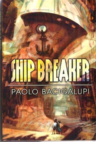 9781596064430: Ship Breaker (Signed)