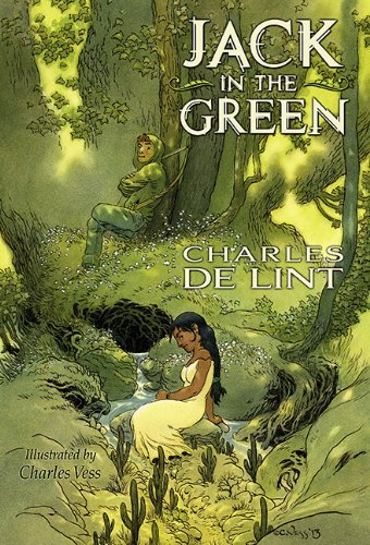 JACK IN THE GREEN: De Lint, Charles.
