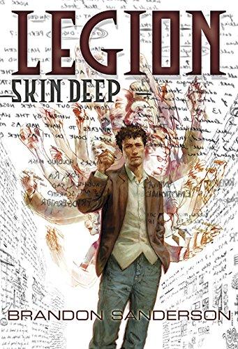 Legion: Skin Deep: Brandon Sanderson