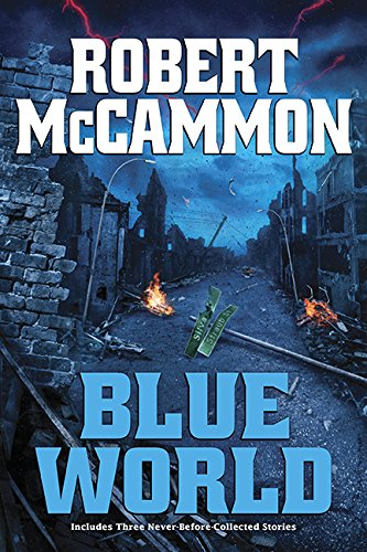 BLUE WORLD: McCammon, Robert