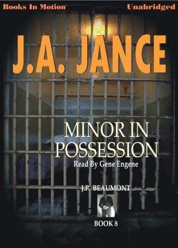 Minor in Possession by J.A. Jance, (J.P. Beaumont Series, Book 8) from Books In Motion.com: J.A. ...