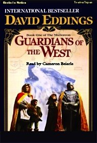 9781596072374: Guardians of the West (MP3 CD) Unabridged AudioBook (Malloreon, Book 1)