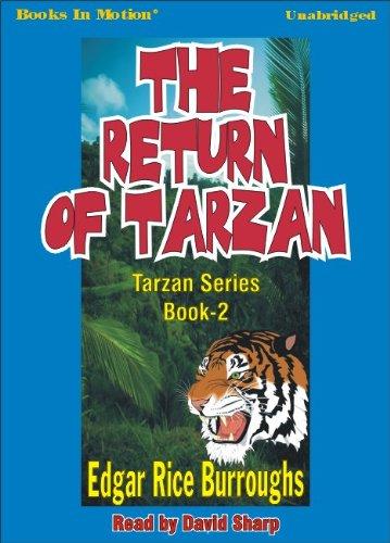 The Return of Tarzan by Edgar Rice Burroughs (Tarzan Series, Book 2) from Books In Motion.com: ...