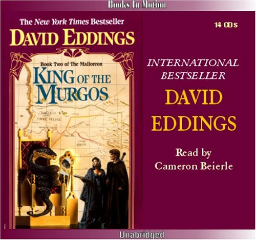 9781596073470: King of the Murgos by David Eddings, (The Malloreon Series, Book 2) from Books In Motion.com