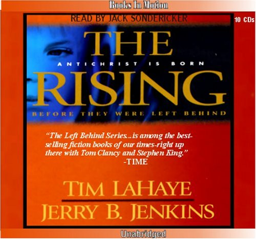 9781596073746: The Rising by Tim LaHaye & Jerry B. Jenkins (Left Behind Series, Book 13) from Books In Motion.com
