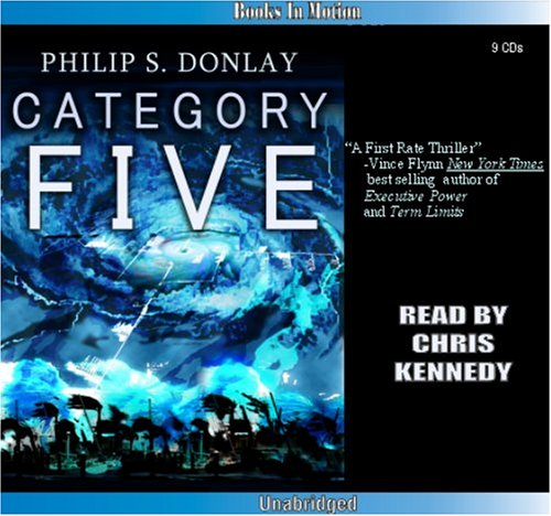 9781596073890: Category Five by Phillip S. Donlay from Books In Motion.com