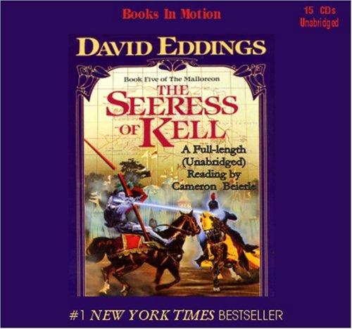 The Seeress of Kell: David Eddings