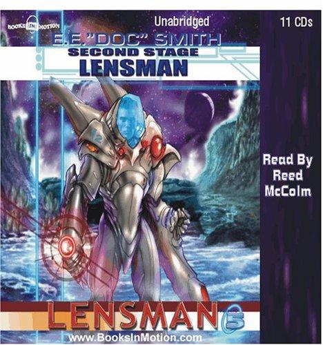 Second Stage Lensman by E.E. Doc Smith: E.E. Doc Smith