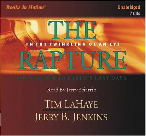 The Rapture by Tim LaHaye & Jerry B. Jenkins (Left Behind Series, Book 15) from Books In ...