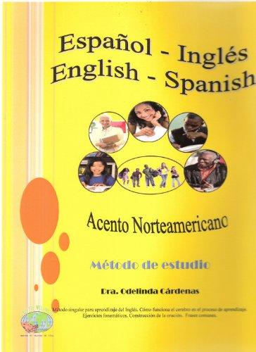 9781596088092: Metodo de Estudio Espanol Ingles English Spanish (English and Spanish Edition)