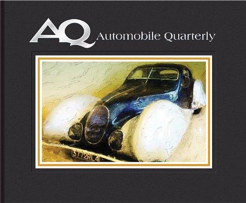 9781596130685: Automobile Quarterly Volume 50 No. 4
