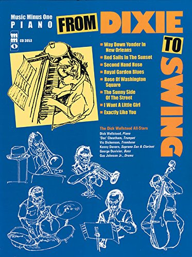 Music Minus One Piano: From Dixie to: Dick Wellstood, Vic