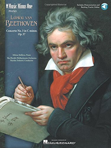 9781596150898: Beethoven: Concerto No. 3 in C Minor For Piano% Orchestra, Op. 37: Music Minus One Piano