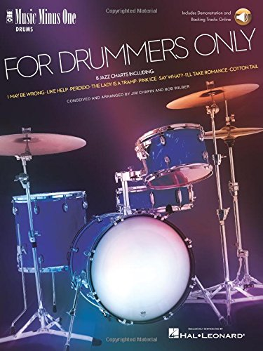 9781596151178: For Drummers Only: Music Minus One Drum