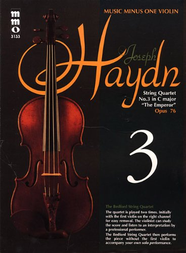 Joseph Haydn String Quartet No. 3 in