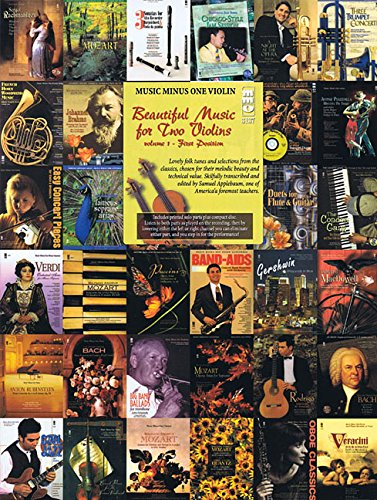 9781596151666: 1: Beautiful Music for Two Violins: Volume I: First Position