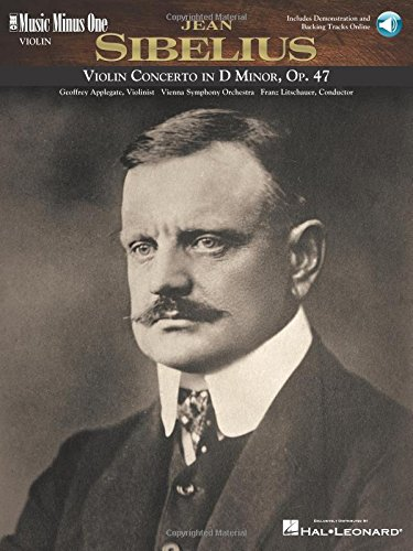 9781596151734 Sibelius Violin Concerto In D Minor Op 47 Music
