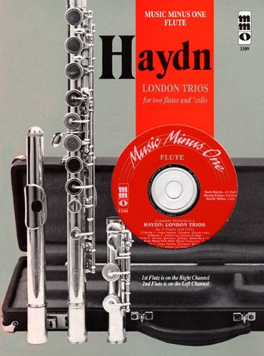 Haydn: London Trios for Two Flutes and: Haydn, Joseph