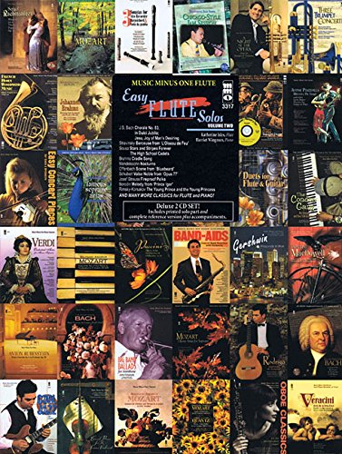 9781596152939: Easy Flute Solos, Volume 2