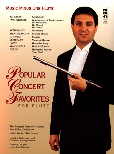 9781596153271: Concert Band Favorites With Orchestra For Flute Book/CD