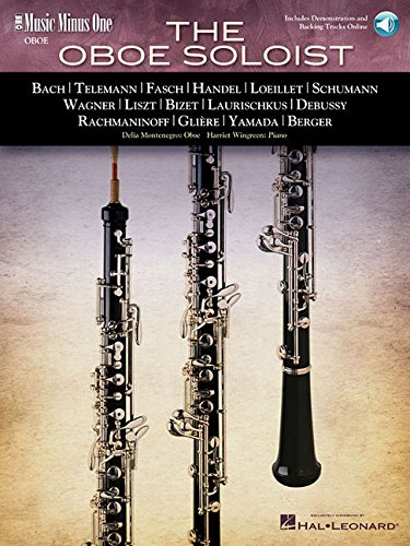9781596153516: The Oboe Soloist: Music Minus One Oboe