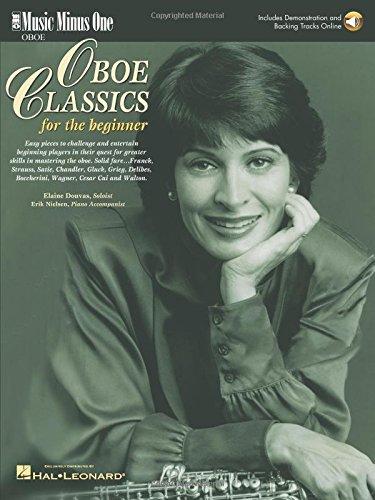 9781596153585: Oboe Classics for Beginner
