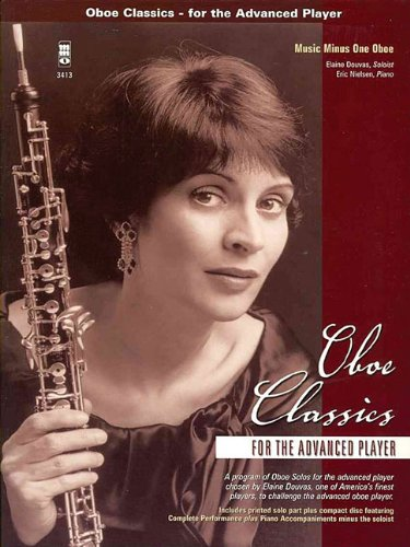 Oboe Classics for the Advanced Player: Music Minus One
