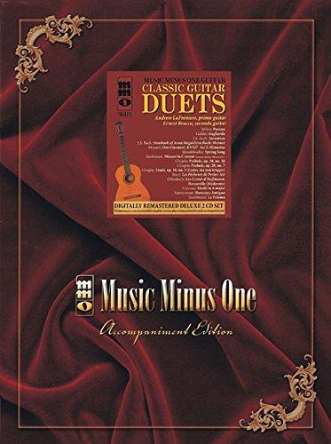 9781596153691: Classic Guitar Duets: Deluxe 2-CD Set