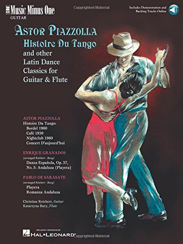Histoire Du Tango and Other Latin Classics: Piazzolla, Astor