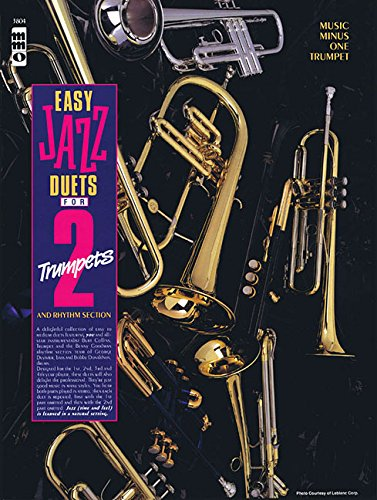 EASY JAZZ DUETS FOR TWO TRUMPETS AND