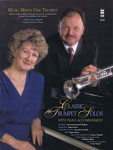 9781596154452: Classic Trumpet Solos