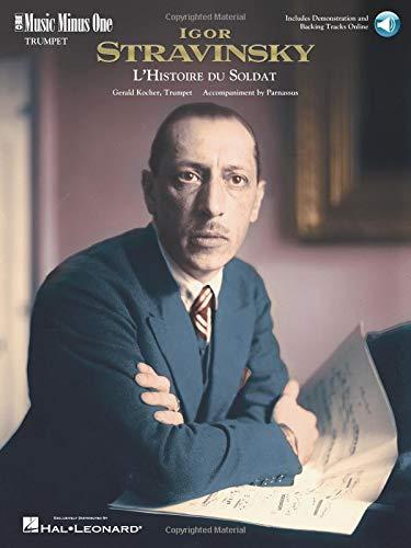 9781596154506: Igor Stravinsky - L'histoire du Soldat: Music Minus One Trumpet