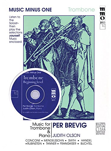 9781596154698: Beginning Trombone Solos - Volume 1