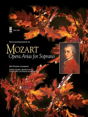 9781596155169: Mozart Arias for Soprano