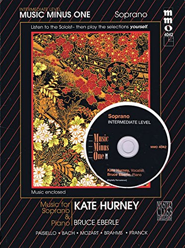 Intermediate Soprano Solos: Kate Hurney (1596155264) by Kate Hurney
