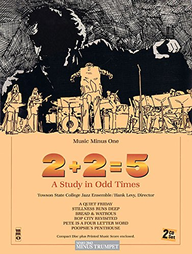 9781596155763: 2+2=5: A Study in Odd Times: Trumpet 2-CD Set