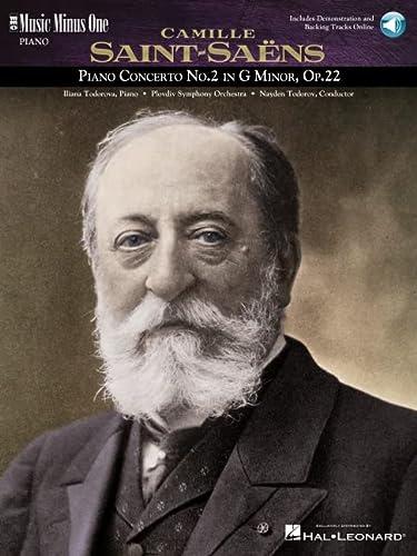 9781596156340: Saint-Saens - Concerto No. 2 in G Minor, Op. 22: Piano Play-Along