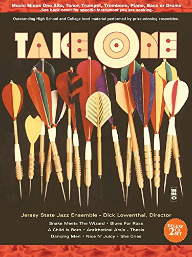 9781596156654: Take One: Music Minus One Trumpet Book/2-CD Pack